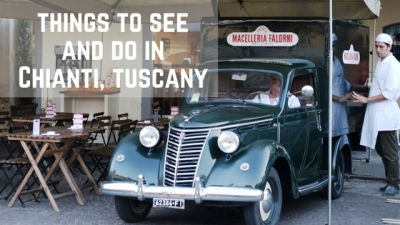 Exploring Greve in Chianti