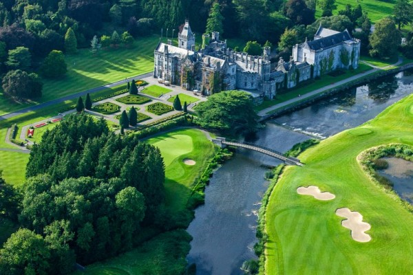 Adare Manor - Voted Best Hotel in the World by Virtuoso