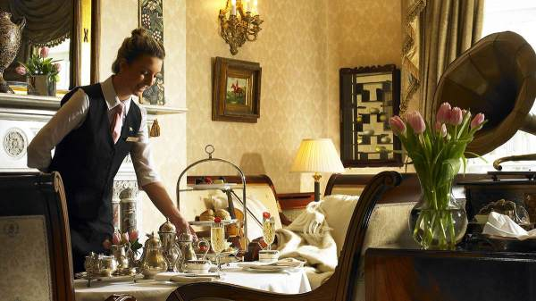Afternoon Tea - A Virtuoso Amenity